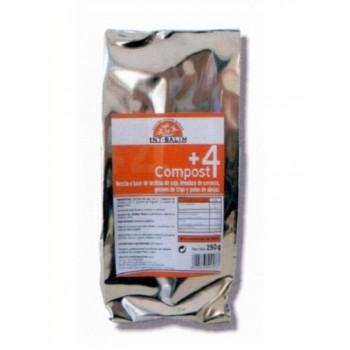 Compost + 4 250 g