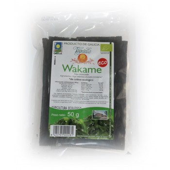 Alga Wakame 50 g