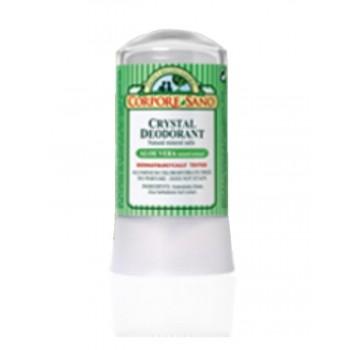 Desodorante mineral con Aloe vera 60 gr