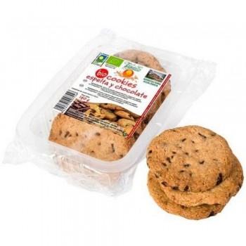 Cookies Espelta con Choco 140 g