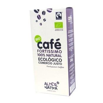 café fortissimo molido 250g