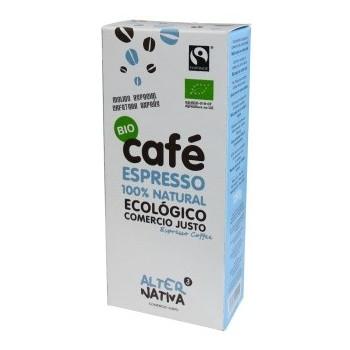 café espresso molido 250g.