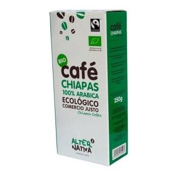 café chiapas molido 250g.