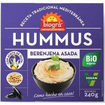 Hummus de berenjena asada 240g