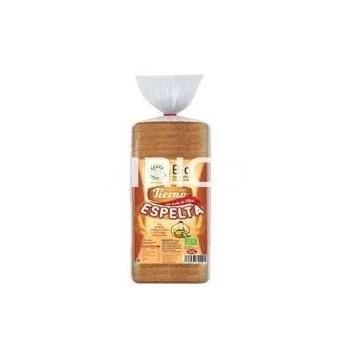 Pan de Molde de Espelta tierno 400g Bio