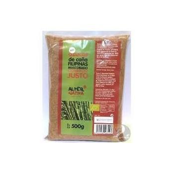 Azúcar de caña mascobado Bio origen Filipinas 500g
