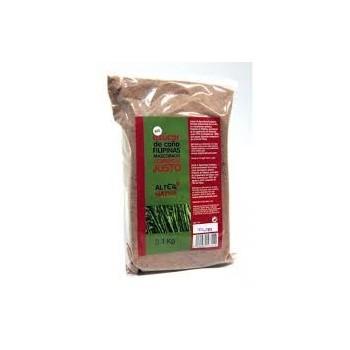 azúcar de caña mascobado Bio 1kg. origen Filipinas