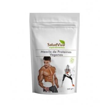 Mezcla proteínas veganas 250g