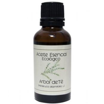 Aceite esencial árbol de té 30 ml La Rueda