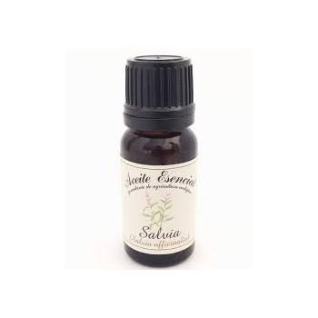 Aceite esencial salvia 15 ml