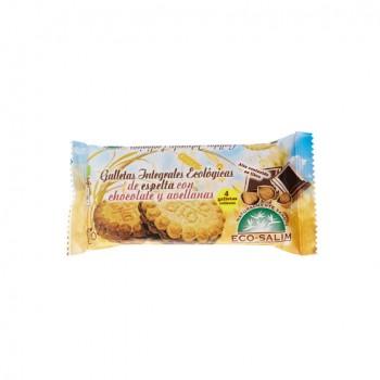Galletas Espelta rellenas Choco 80 g