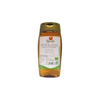 Sirope de Agave 350 ml con dosificador Vegetalia BIO