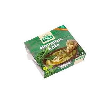 Hummus Kale Bio 180g