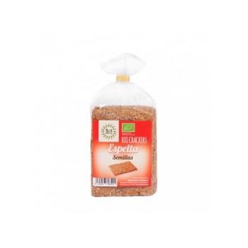 Cracker de Espelta y Semillas 200 g