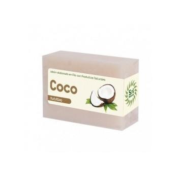 Jabon de coco 100 g