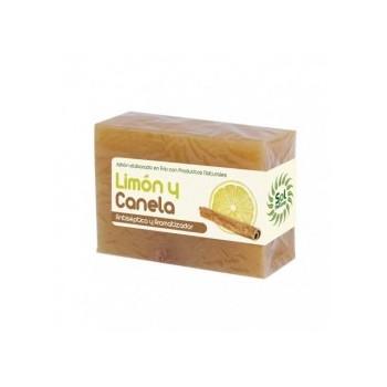 Jabon de limon y canela 100 g