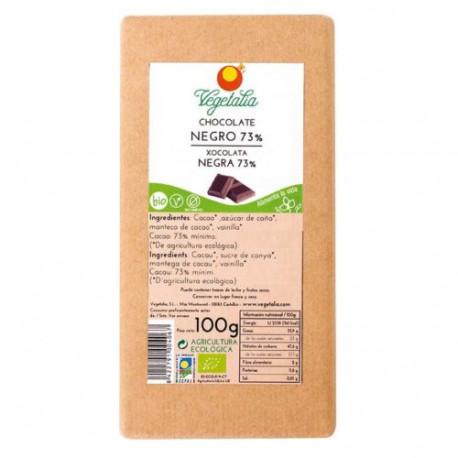 Chocolate Negro 73 - 100 g